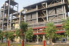豫光锌业20万吨制酸装置