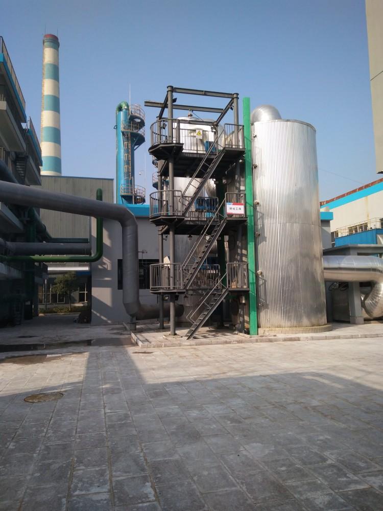 浙江天能集团再生铅项目投料试车