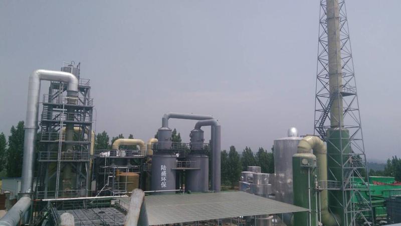 河南金达铜业-低浓度SO2一转两吸同乐城官网制酸工程